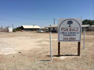 Warum sollte jemand dieses Stück Land kaufen?