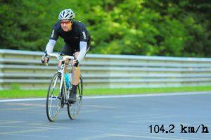 Ob die Geschwindigkeit der Sportograf Fotofalle wirklich stimmt? Es sieht auf jeden Fall gut aus...